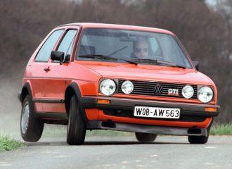 VW Golf Mk2: Γεμάτο καινοτομίες