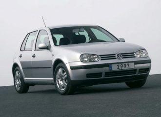 VW Golf Mk4: Νέα πρότυπα ποιότητας
