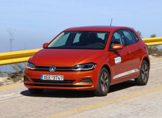 VW Polo 1.0 TGI με δώρο τα καύσιμα για 1 έτος