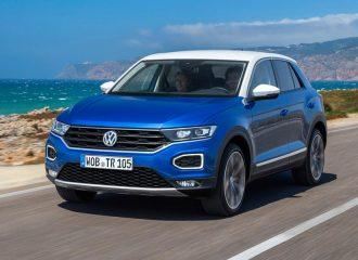 VW T-Roc: Το design icon των μικρών SUV!