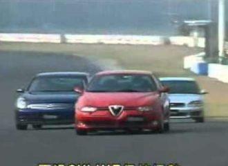 Όταν η 156 GTA τα έβαζε με το Nissan Skyline (+video)