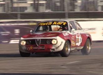 O ηδονικός ήχος της Alfa Romeo Giulia GTAm (+video)