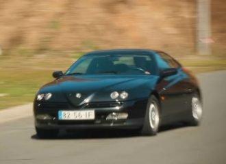Η Alfa GTV 2.0 V6 Turbo μας σηκώνει την τρίχα (+video)