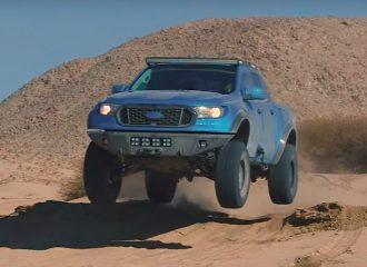 Αυτό είναι το απόλυτο Ford Ranger (+video)