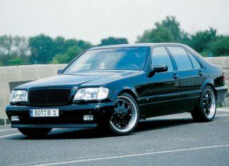 Ο άγνωστος 8.0 W18 της Mercedes S-Class