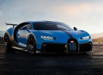 Νέα και hardcore Bugatti Chiron Pur Sport (+video)