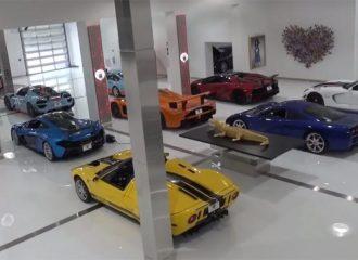 Ονειρική συλλογή από supercars! (+video)