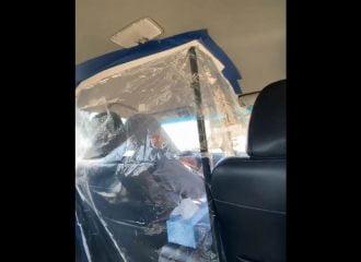 Η λύση για τον κορωνοϊό στο αυτοκίνητο!