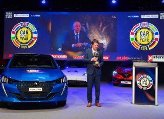 Αυτοκίνητο της Χρονιάς 2020 το Peugeot 208