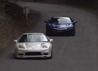 Το Honda NSX Type R «ρίχνει» στο καινούργιο! (+video)