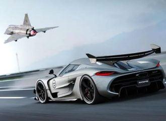 Koenigsegg: «Μπορούμε τα 531 χλμ./ώρα!»