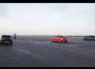 MINI Clubman JCW «φορτώνει» S3 και CLA 35 (+video)