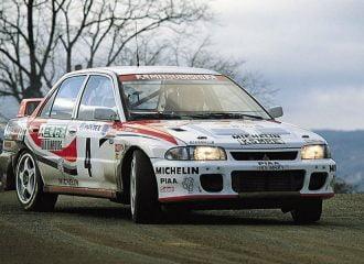 Mitsubishi Lancer Evolution: Η αρχή του μύθου (+videos)