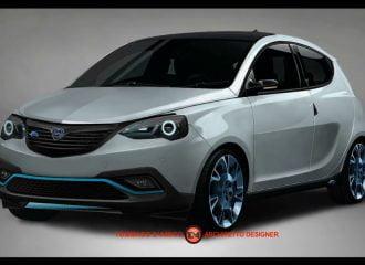 Έρχεται νέο Lancia Ypsilon! (+video)
