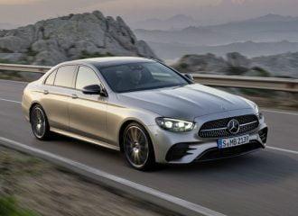 Γεμάτη τεχνολογία η νέα Mercedes E-Class