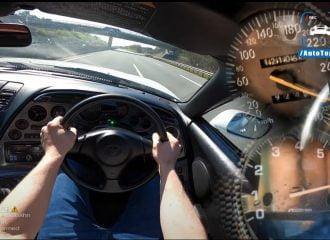 Supra 1.240 ίππων ρολάρει στα 310 χλμ./ώρα (+video)