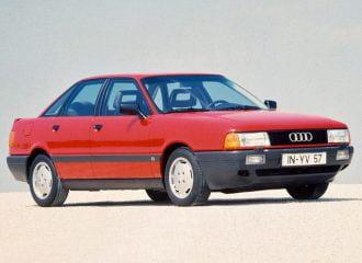 Τι καινοτομία είχε το Audi 80 του 1986;
