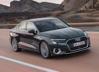 Νέο και αεροδυναμικό Audi A3 Sedan