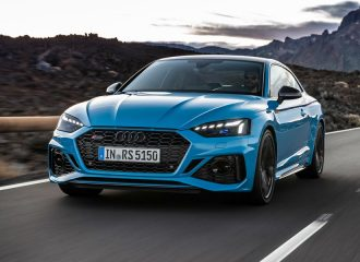 Οι τιμές των νέων Audi RS 5 στην Ελλάδα