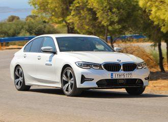 Δοκιμή BMW 320d xDrive 190 PS