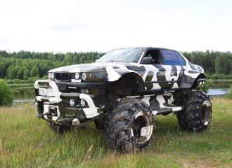 BMW Σειρά 7 για «πολεμικές» καταστάσεις!