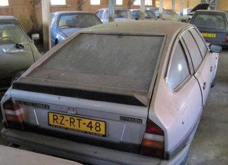 Μάντρα πουλάει πάνω από 100 Citroen CX