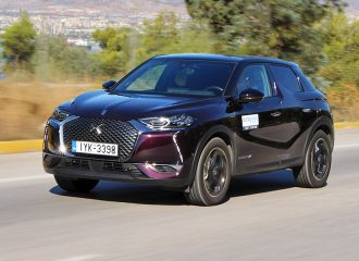 Δοκιμή DS 3 Crossback 1.5 BlueHDi 100