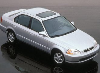 Ανάκληση Honda Civic και CR-V 20ετίας και άνω