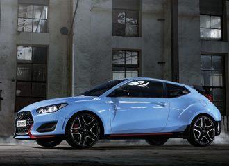 Νέο Hyundai Veloster N με περισσότερες ταχύτητες