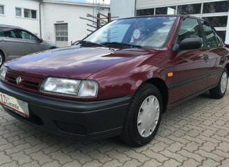 Άριστο Nissan Primera 1.6 του 1994 με 46.000 χλμ.