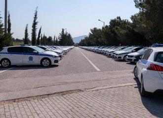 Η Ελληνική Αστυνομία γέμισε με… λιοντάρια!