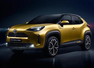 Νέο μικρό SUV Toyota Yaris Cross