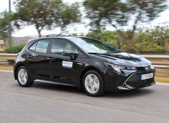 Toyota Corolla 1.2T 116 PS ή 1.8 Hybrid 122 PS;