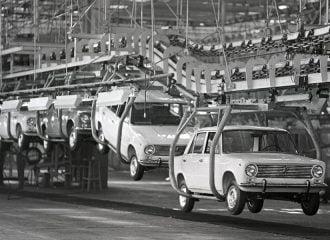 50 χρόνια από τη γέννηση του πρώτου Lada
