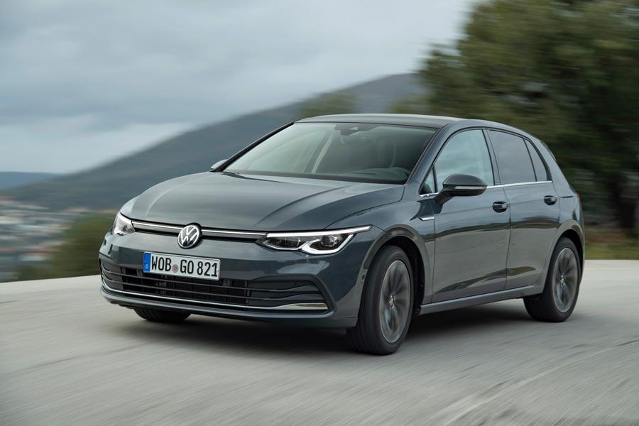 Επέλαση του VW Golf στην Ευρώπη
