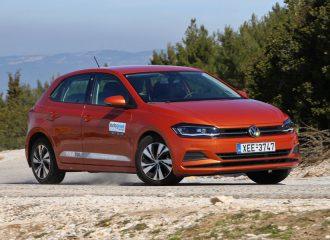 VW Polo βενζίνη TSI, ντίζελ TDI ή φυσικό αέριο TGI;