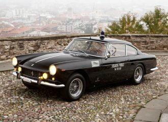 Πωλείται θρυλική αστυνομική Ferrari 250 GTE!