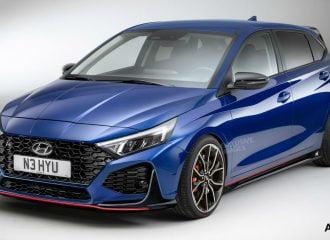 Έτσι θα είναι το Hyundai i20 N των 200 ίππων