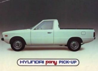 Θυμάστε το Hyundai Pony Pick-Up; (+video)
