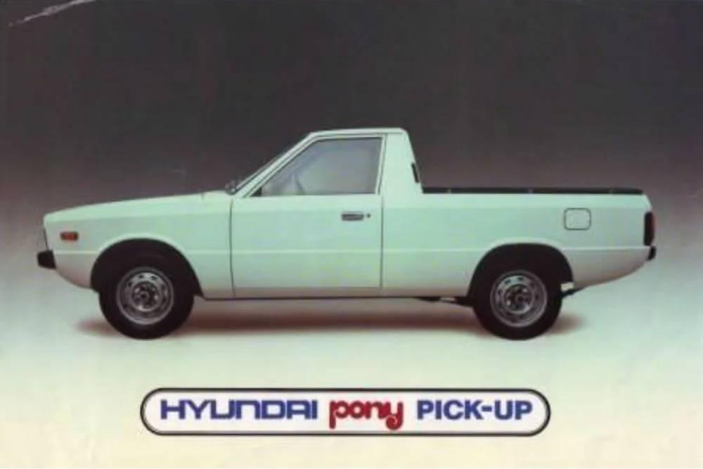 Θυμάστε το Hyundai Pony Pick-Up; (+video)