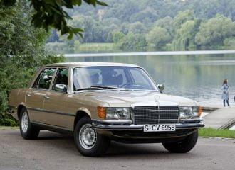 Mercedes 450 SEL 6.9: Η επιτομή τoυ αυτοκινήτου