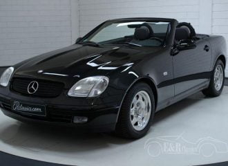 Κλασική Mercedes SLK 200 του 1999 με 29.700 χλμ.