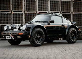 Μια Porsche 911 για τη Σιβηρία (+video)