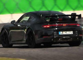 Η νέα Porsche 911 GT3 οργιάζει στη Μόντσα (+video)