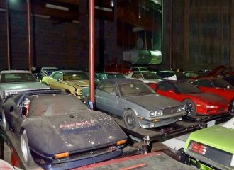 Ασύλληπτη συλλογή με 300 ονειρικά αυτοκίνητα!