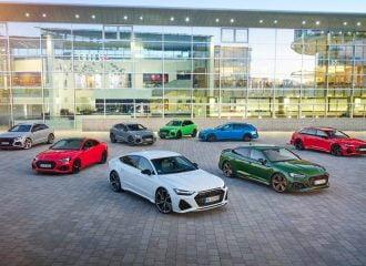 Που παράγονται τα 12 μοντέλα Audi RS; (+video)