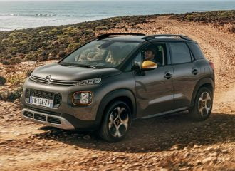 Νέο και στιλάτο Citroen C3 Aircross Rip Curl (+video)