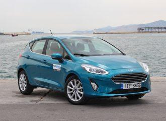 Ford με 0% επιτόκιο και 8ετή εγγύηση