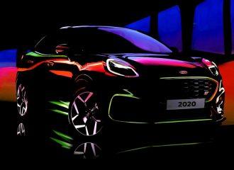 Αυτό είναι το νέο Ford Puma ST
