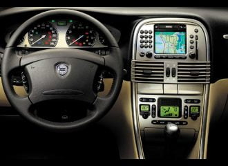 H Lancia Lybra είχε infotainment πριν 21 χρόνια!